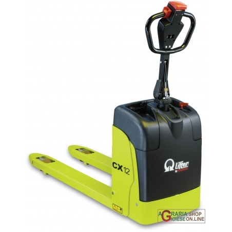 PALLET TRUCK, ELECTRIC