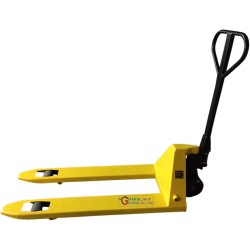PALLET TRUCK, MANUAL VIGOR V-T 2500 FORKS LONG KG. 2500-2.5 Ton.