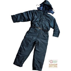 SUIT ISOTHERMAL 100% NYLON MINIMAL RISK TG M XXL
