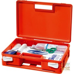 CASE ANTIUSTIONI FIRST AID ORANGE