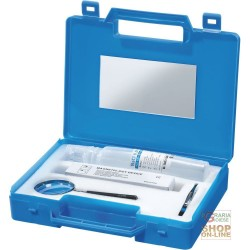 CASE LEVASCHEGGE FIRST AID COLOUR BLUE