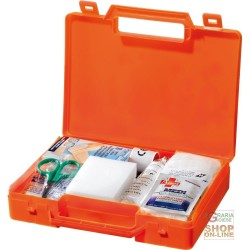 CASE DRESSING-HOUSE CAR COLOR ORANGE SIZE 24X17X4 CM