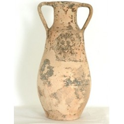 VASE CERAMIC PITCHER H. 35 ART.202 MEDITERRANEAN
