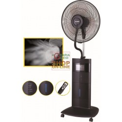 FAN EOLO WITH THE NEBULIZER WITH REMOTE CONTROL DIA. 41