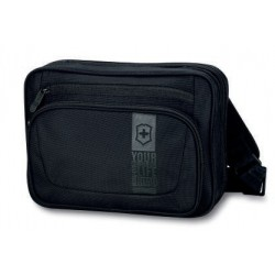 VICTORINOX TRAVEL COMPANION-BLACK