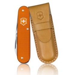VICTORINOX CADET DISPALY ORANGE ALUMINUM HANDLE