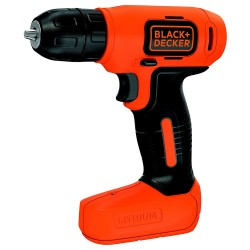 BLACK AND DECKER DRILL DRIVER BATTERY 1.5 AH 7.2 V LITHIUM MOD.