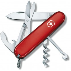 VICTORINOX COMPACT MULTI-PURPOSE KNIFE SWISS 1.3405