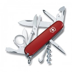 VICTORINOX EXPLORER ARMY KNIFE WITH 16 FUNCTIONS