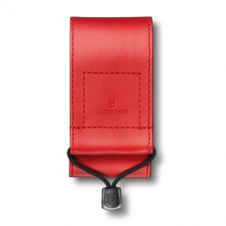 VICTORINOX LEATHER SHEATH SYNTHETIC RED 4.0481.1