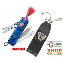 VICTORINOX MULTI-PURPOSE BLUE SIGNATURE SAPPHIRE SHEATH 4.0515