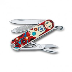 VICTORINOX MULTIUSO CLASSIC MATRIOSHKA MM. 58