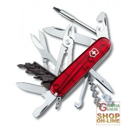 VICTORINOX MULTIUSO CYBERTOOL 34 FEATURES