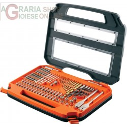 BLACK DECKER GIFT SET ART. A7153 PZ. 75