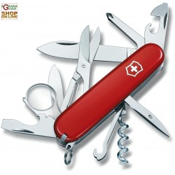 VICTORINOX MULTI-PURPOSE EXPLORER 16 FEATURES BL