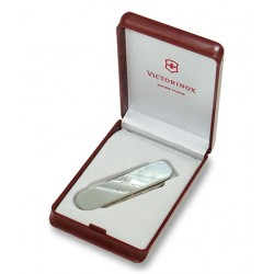 VICTORINOX MULTI-PURPOSE CHEEKS MOTHER-OF-PEARL GIFT BOX