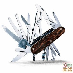 VICTORINOX MULTIPURPOSE SWISSCHAMP CHEEKS IN DEER