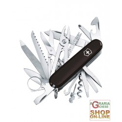 VICTORINOX MULTIPURPOSE SWISSCHAMP CHEEKS WITH BLACK