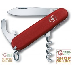 VICTORINOX MULTI-PURPOSE WAITER ECOLINE SWISS ARMY KNIFE