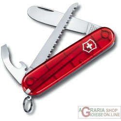 VICTORINOX MY FIRST RUBY THE MY FIRST SWISS ARMY KNIFE 0.2363.T