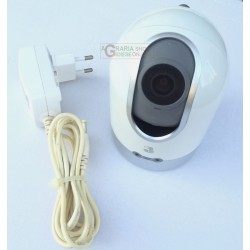 CAMERA UMTS PROTÉGÉ FOR VIDEO SURVEILLANCE WITH SIM CARD USED