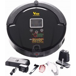 VIGOR ROBOTIC VACUUM CLEANERS INDEED CLEAN THE FLOOR