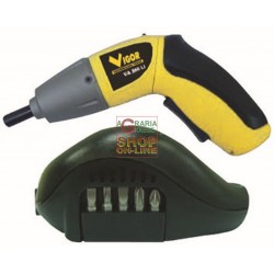VIGOR SCREWDRIVER BATTERY MUST BE 480-VOLT 4,8
