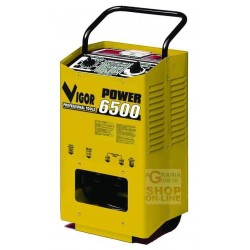 VIGOR CHARGER POWER 6500 WITH WHEELS