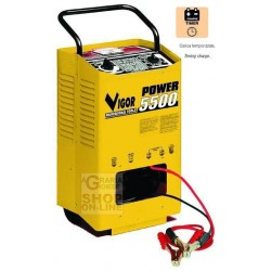VIGOR CHARGER POWER 5500 WITH WHEELS
