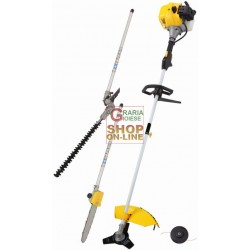 VIGOR COMBINED TAGLIASIEPE TRIMMER-VTS-33 33CC-2T EURO 2