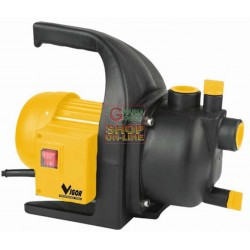 VIGOR ELECTRIC PUMP SELF-PRIMING WILL GARDEN 1200