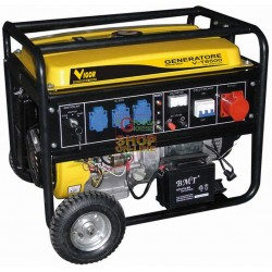 VIGOR GENERATOR CURRENT FOUR-STROKE 220V - 380V T-6500 KVA 5.5