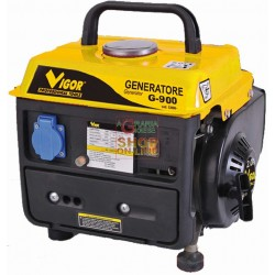 VIGOR POWER GENERATOR BURST DE TIMES G-900 POWER 220V 700 WATT