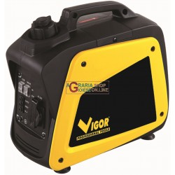 VIGOR GENERATOR INVERTER SUPER SILENT SILENT FOR CAMPER CARAVAN