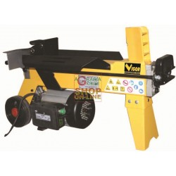 VIGOR LOG SPLITTER ELECTRIC WS4T-37 TONS. 4 WATTS. 1500