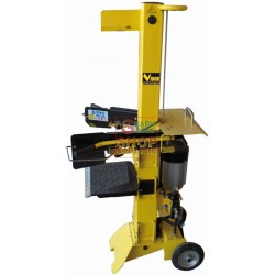 VIGOR LOG SPLITTER ELECTRIC VERTICAL HYDRAULIC 6 TON. HP. 4