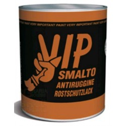 VIP ENAMEL ANTI-RUST 02-BLACK ML. 750