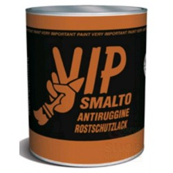 VIP ENAMEL ANTI-RUST 77 RED BASE 08 ML. 750