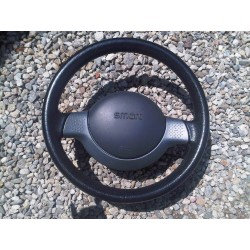 STEERING WHEEL FOR SMART USED WITH AIRBAG