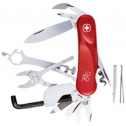 WENGER BIKER 37 KNIFE, MULTIPURPOSE BIKE COD. 1.37.02.300