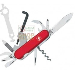 WENGER MULTI-PURPOSE KNIFE BIKER 36 1.36.02