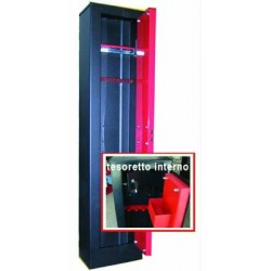 BLINKY WARDROBE PORTAFUCILI 3 PLACES WITH TESORETT0 31x138x20