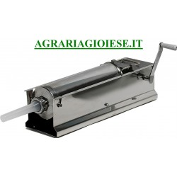 FPL FILLER FOR MEATS STAINLESS STEEL 2 SPEED KG 8