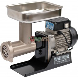 LEONARDI MEAT GRINDER ELECTRIC PROFESSIONAL N 12 HP 0_5 WATTS