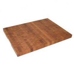 BAMBOO CUTTING BOARD SIZE CM 40 X 30 X 2_5