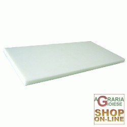 CHOPPING BOARD IN POLYETHYLENE CM 60X40X3