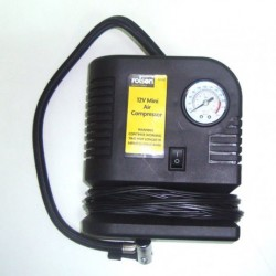 AIRPRESS PORTABLE COMPRESSOR FOR CAR 12V MOD. LC04024