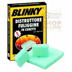 BLINKY DESTROYER SOOT FOR WOOD STOVES WOOD AND COAL