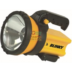 BLINKY THE LIGHTHOUSE PORTABLE HALOGEN RECHARGEABLE FA-100