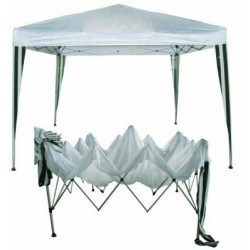 BLINKY GAZEBO ALUMINUM FOLDING CM.300X300 FOR FAIRS AND MARKETS